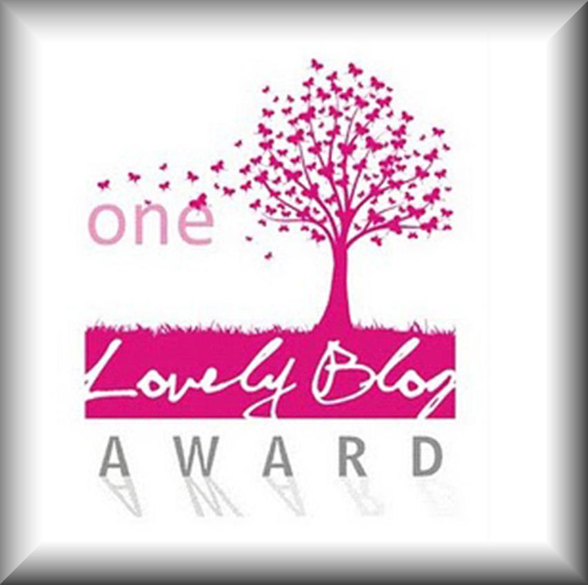 The One Lovely Blog Award